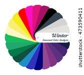 color guide. seasonal color