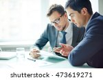 working in team | Shutterstock . vector #473619271