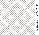 geometric silver seamless... | Shutterstock .eps vector #473629249