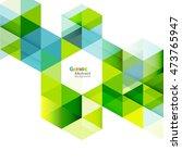 abstract geometric modern...   Shutterstock .eps vector #473765947