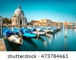 Venice Cityscape View On Santa...
