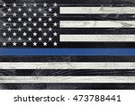 a law enforcement police... | Shutterstock . vector #473788441