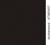abstract woven carbon fiber... | Shutterstock .eps vector #47385457