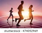 race. vector illustration | Shutterstock .eps vector #474052969