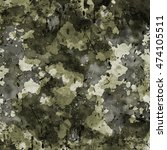 camouflage military background | Shutterstock . vector #474105511