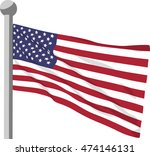 a cel shaded style simple... | Shutterstock .eps vector #474146131