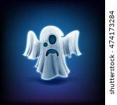 ghost | Shutterstock .eps vector #474173284