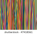 Vector Background Bright And...