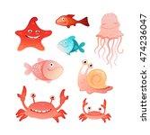 vector illustration of a... | Shutterstock .eps vector #474236047