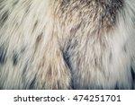 furs texture | Shutterstock . vector #474251701