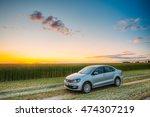 gomel  belarus   june 6  2016 ... | Shutterstock . vector #474307219