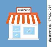 franchise business | Shutterstock .eps vector #474314089