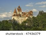Bran Castle  The Residence Of...