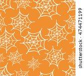 seamless vector hand drawn... | Shutterstock .eps vector #474471199