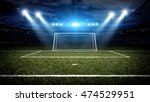 goal post 3d | Shutterstock . vector #474529951