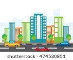 vector illustration   flat...   Shutterstock .eps vector #474530851
