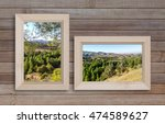 beautiful mountains view... | Shutterstock . vector #474589627