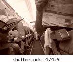 airplane luxury | Shutterstock . vector #47459