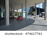 barcelona     august 10  hotel... | Shutterstock . vector #474617761