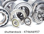 group bearings and rollers ... | Shutterstock . vector #474646957