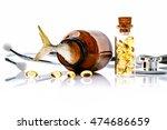 Fish Liver Oil Capsules In...