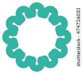 gear vector icon. style is... | Shutterstock .eps vector #474726031