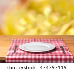plate. | Shutterstock . vector #474797119