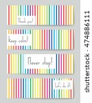 abstract vector layout...   Shutterstock .eps vector #474886111