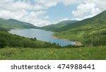 lake nozori morning wide angle... | Shutterstock . vector #474988441