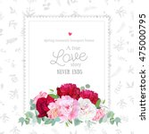 Luxury Floral Vector Design...