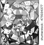 black break mosaic background ...   Shutterstock .eps vector #475034377