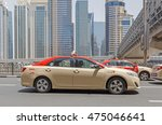 dubai  uae   may 12  2016  busy ... | Shutterstock . vector #475046641
