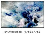 the colors in the series  fancy ... | Shutterstock . vector #475187761
