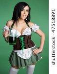 St Patricks Day Girl