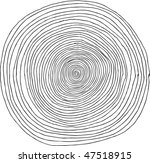 hand drawn circles | Shutterstock .eps vector #47518915