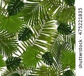 illustration of seamless... | Shutterstock .eps vector #475221835