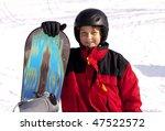 Wintertime Fun  A Young Teen...