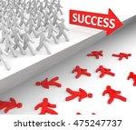 different people. 3d...   Shutterstock . vector #475247737