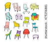 vector illustration with...   Shutterstock .eps vector #475256881