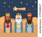 The Three Kings Of Orient...