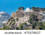 The Castle Of Monolithos ...