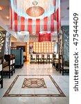 Interior Of Luxury Indian...