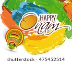 creative vector abstract for... | Shutterstock .eps vector #475452514
