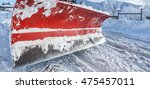 Snowplow Paddle Cleaning The...