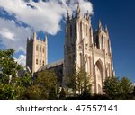 Washington National Cathedral...