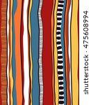 indigenous aboriginal inspired... | Shutterstock .eps vector #475608994