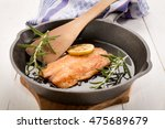 Grilled Scottish Kipper With...