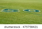 Small photo of Fifty Yard Line Australian AFL Football