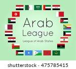 member states of arab league ...