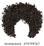 Trendy Curly  African Black ...